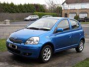 Toyota Yaris 2004 (€5, 000)