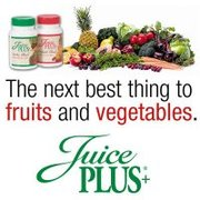 Juice Plus Nutrition and Mineral's..