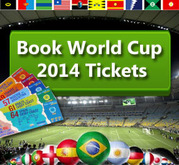 Fifa World Cup 2014 Tickets