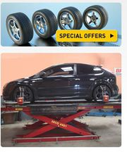Buy Car Tyres in Louth and Drogheda  - Sean McManus limited