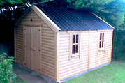 garden sheds   playhouses     treehouses