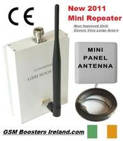 Mobile Phone Signal Booster Repeater New 2011 Higher Powered Unit